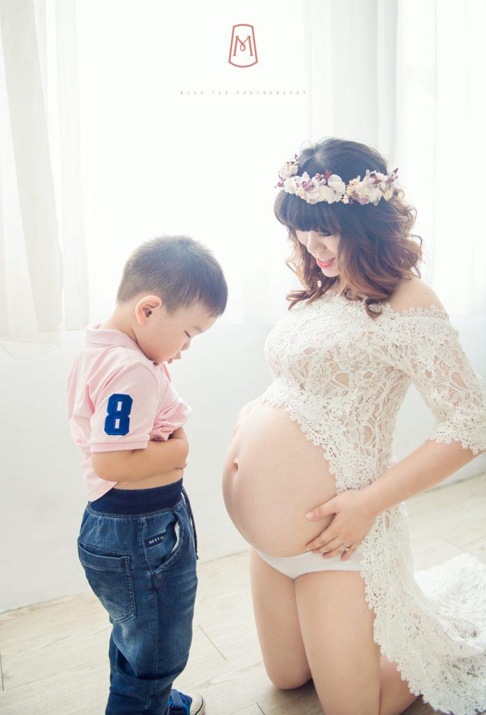 孕婦寫真,女攝影師,孕媽咪,孕肚照,全家福
