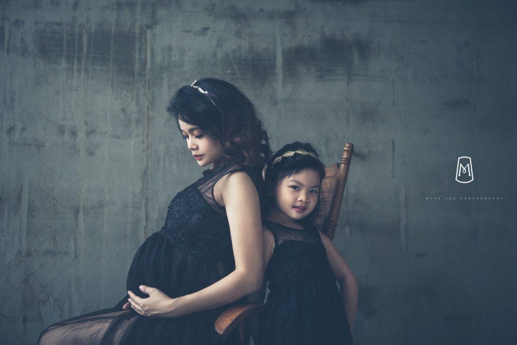 孕婦寫真,女攝影師,孕媽咪,親子裝,廣告業