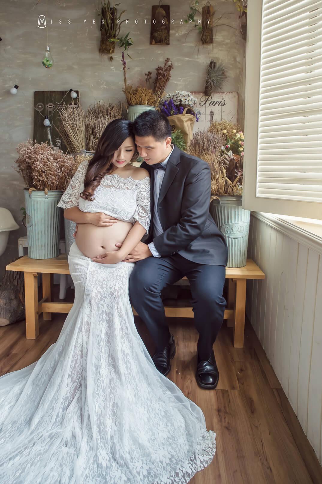 孕婦寫真,女攝影師,孕婦禮服,大寶,性感